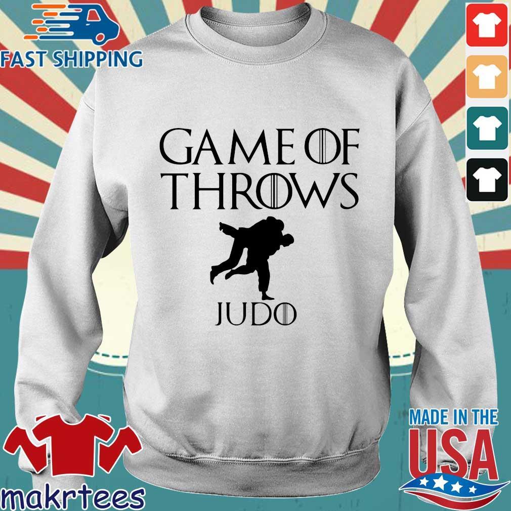 Game of throws judo shirt