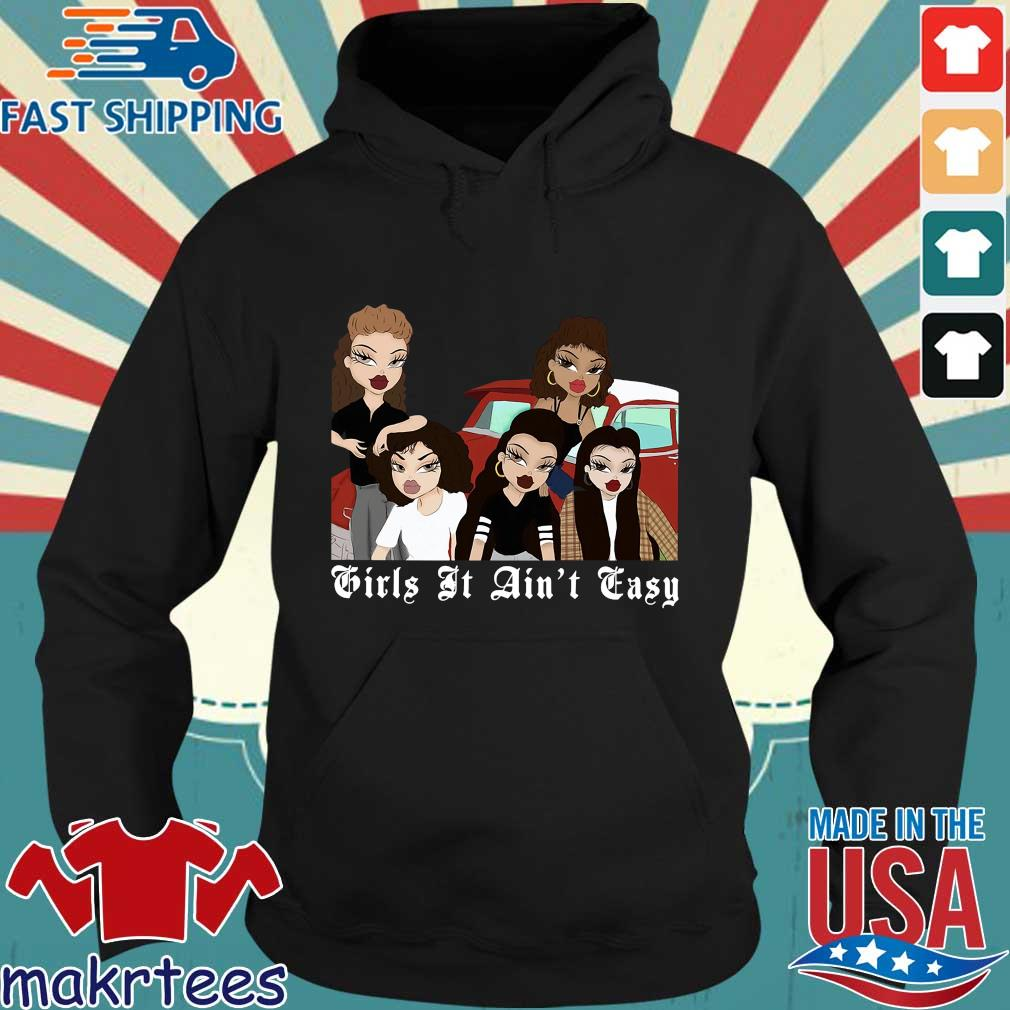Girls it ain't easy s Hoodie den