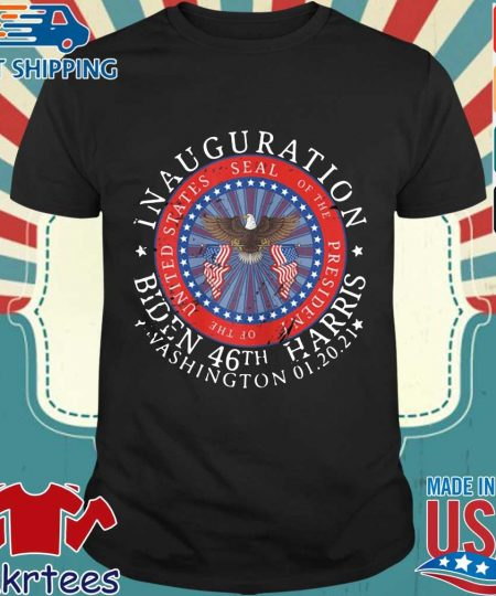Inauguration Biden 46th Harris Washington 01 20 2021 s Shirt den