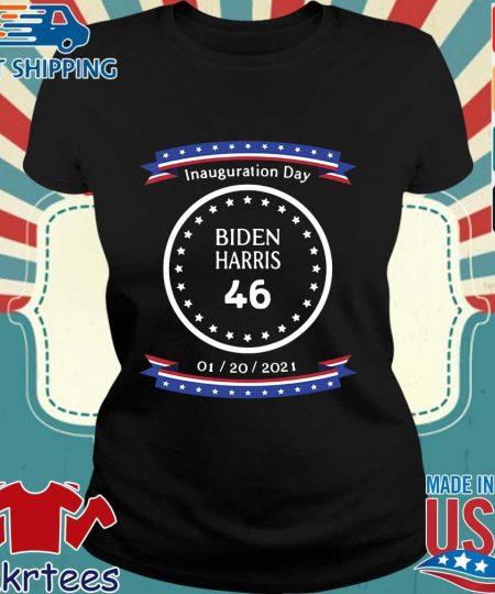 Inauguration day Biden Harris 46 01 20 2021 s Ladies den