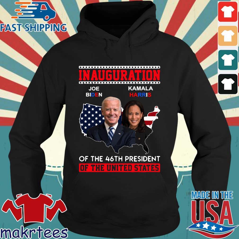 Inauguration Joe Biden Kamala Harris of the 46th President of the united states s Hoodie den