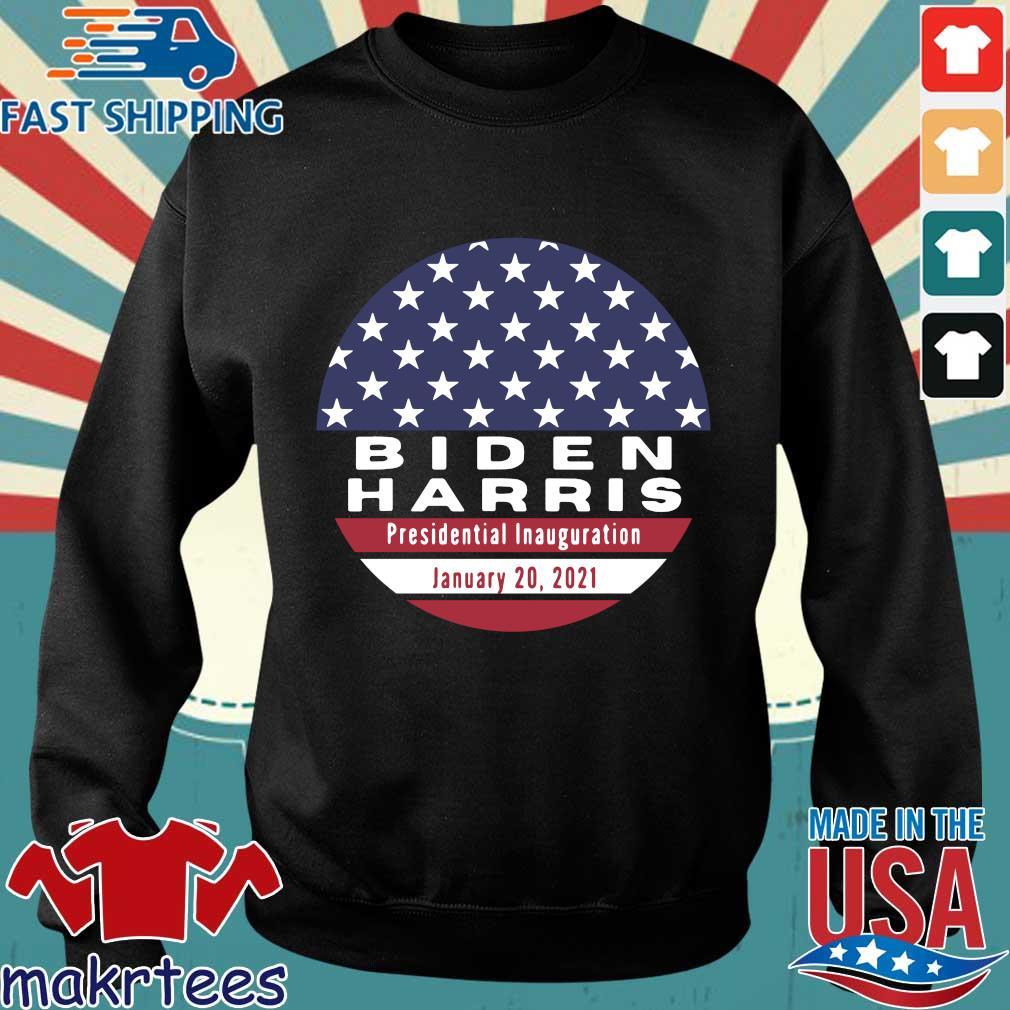 Joe Biden and Kamala Harris Presidential inauguration january 20 2021 shirt