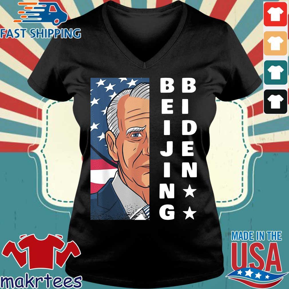 Joe Biden Beijing s Ladies V-neck den