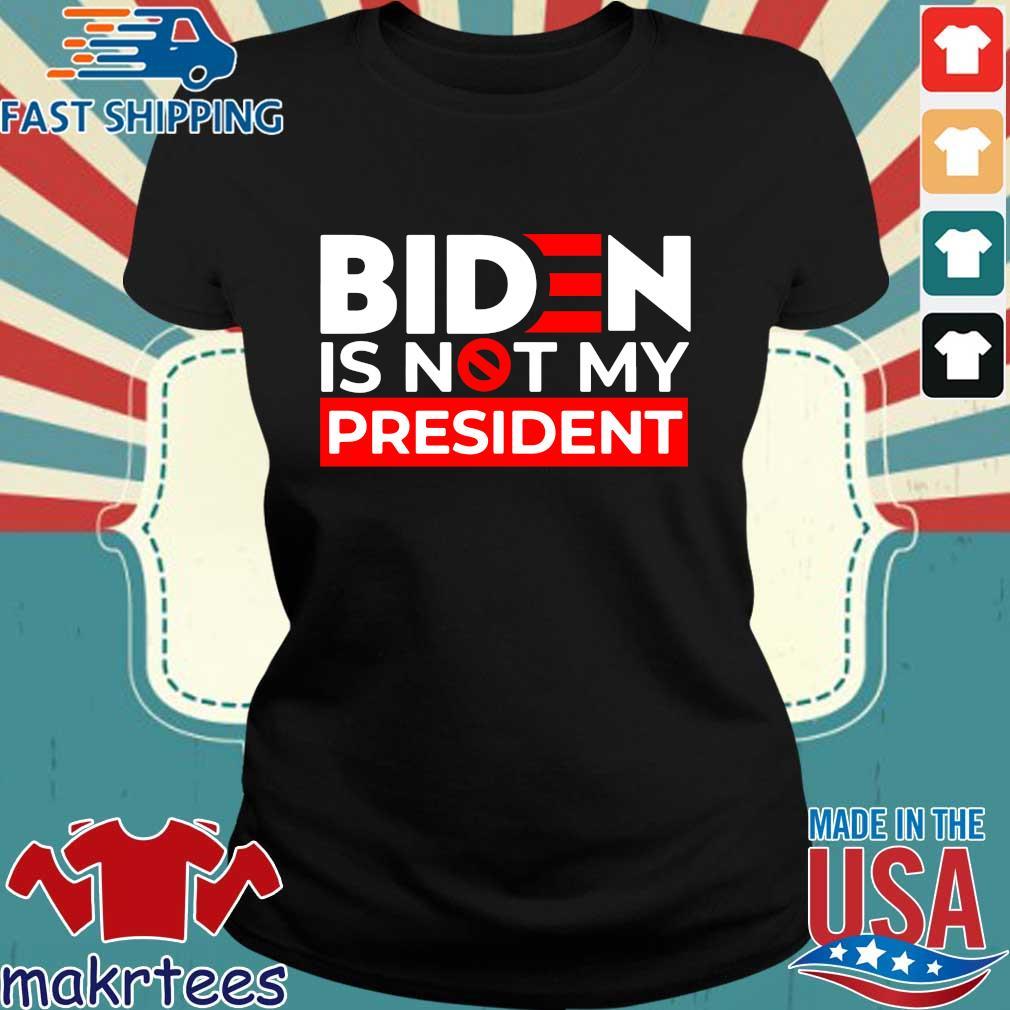 Joe Biden is not President s Ladies den