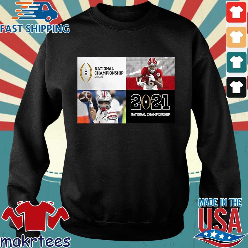National Championship Miami 2021 Alabama Crimson Tide shirt