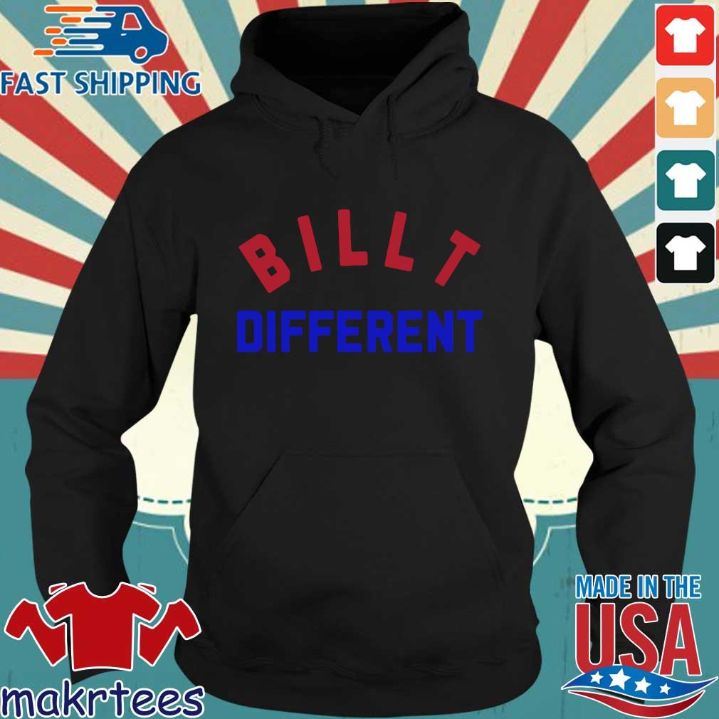 Official Built different s Hoodie den