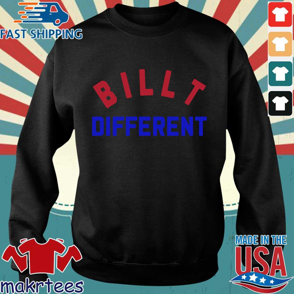 Official Built different shirt