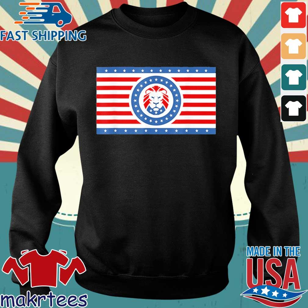 Official Maga Lion flag Patriot party flag shirt