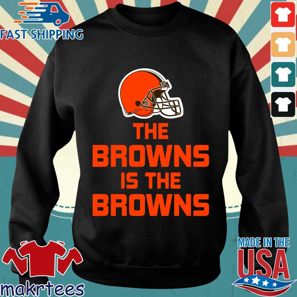 Official The Cleveland Browns is the Browns shirt
