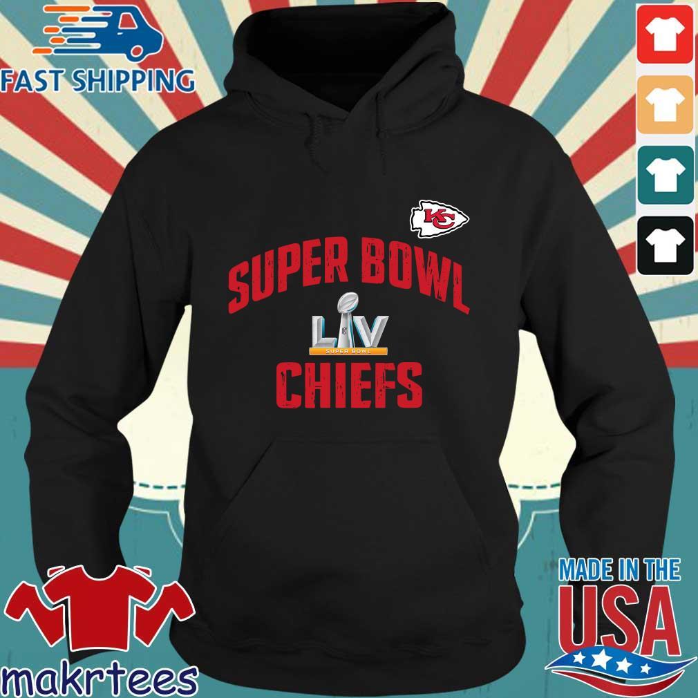 Super Bowl LIV Kansas City Chiefs Shirt Hoodie den