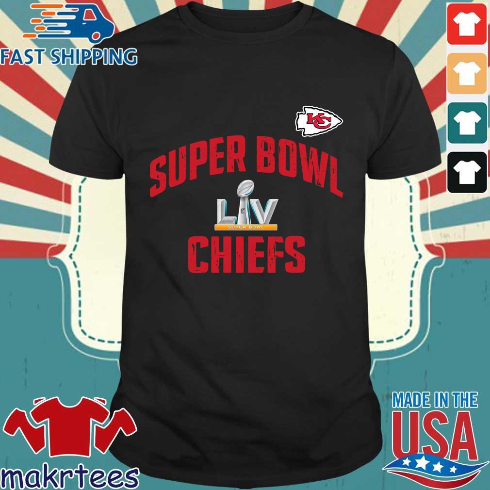 Super Bowl LIV Kansas City Chiefs Shirt