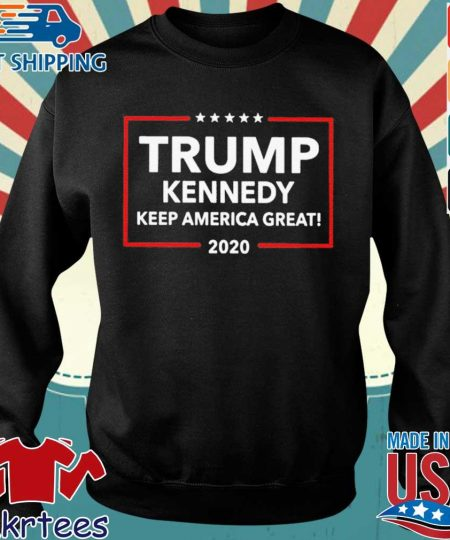 Trump Kennedy Keep America Great 2020 Shirt